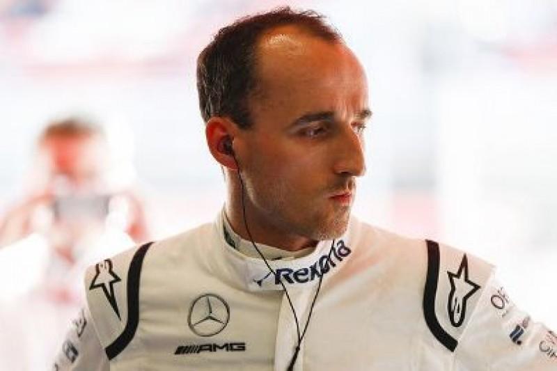 Kubica miał kontrakt z Ferrari