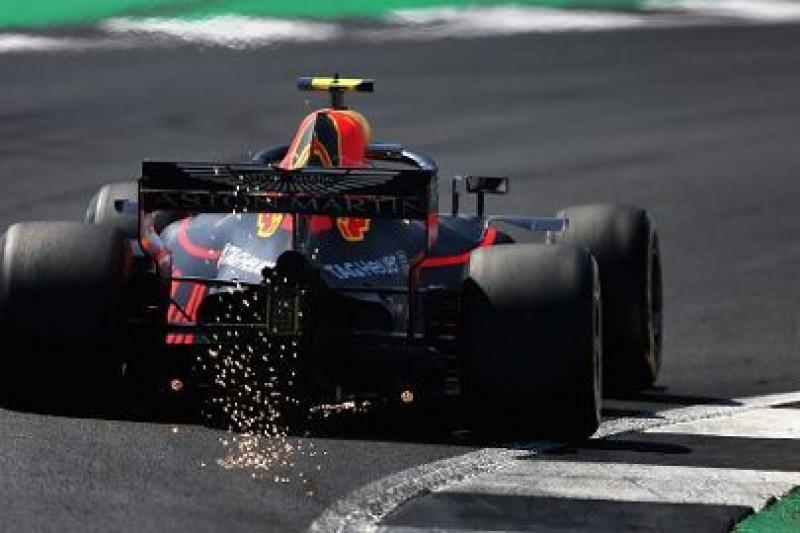Verstappen gani silnik Renault