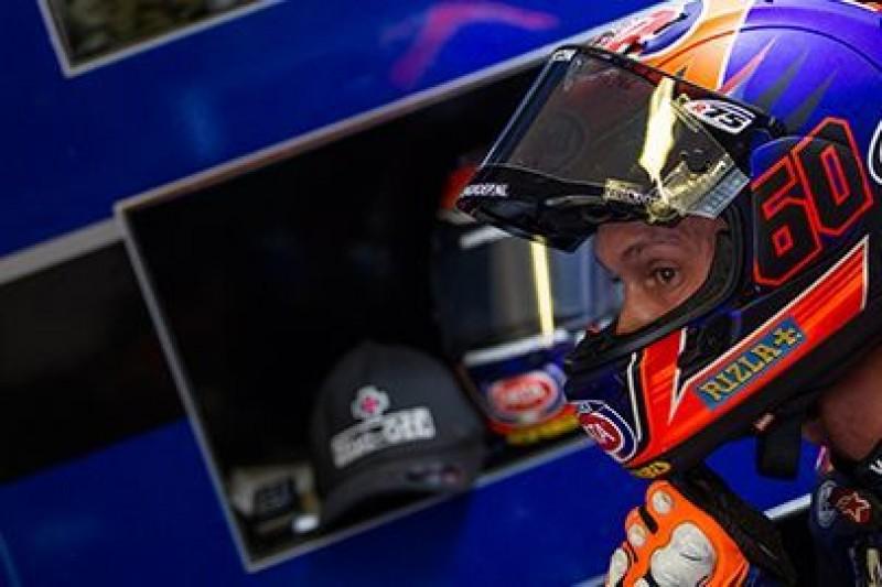 Van der Mark przymierzany do MotoGP