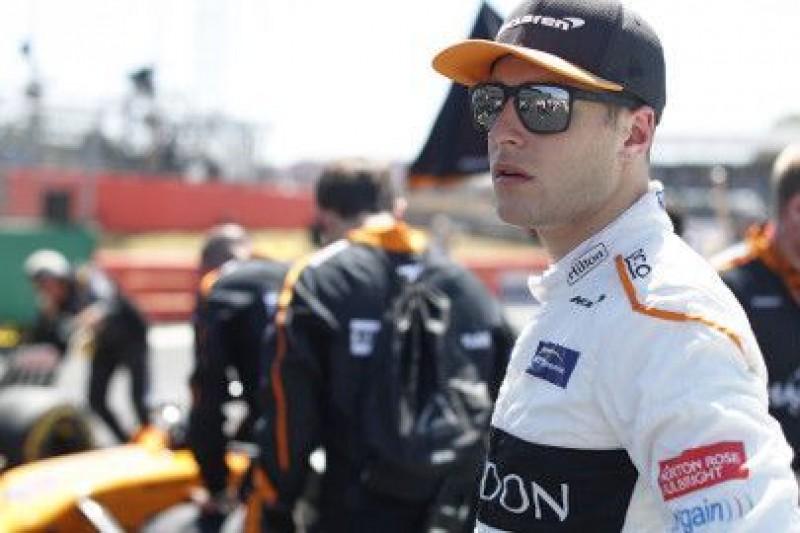 Vandoorne pewny miejsca w McLarenie