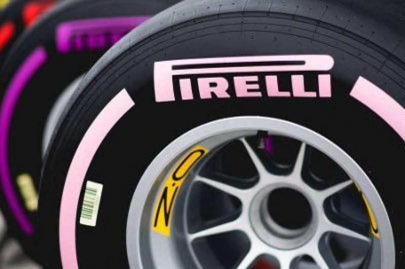 Pirelli nominowało opony na GP Meksyku