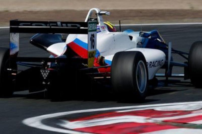 Ze wsparciem SMP Racing