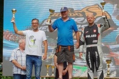 Węgierskie podium Dudy
