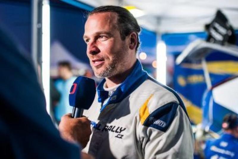 Dohnal w Fieście WRC