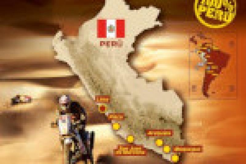 10 etapów Dakar Rally