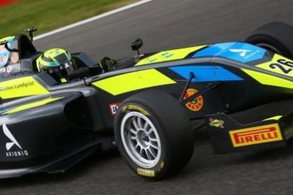 Piąte zwycięstwo Lundqvista