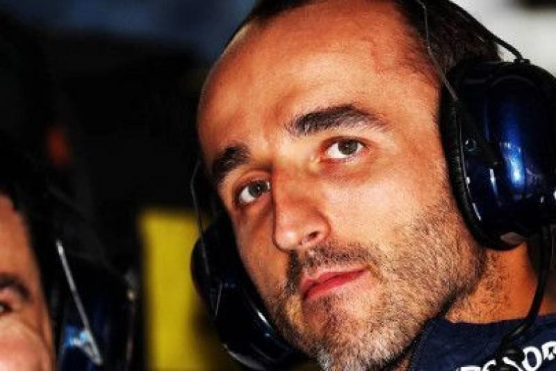 Kubica prowadzi rozmowy, ale nie z Haasem