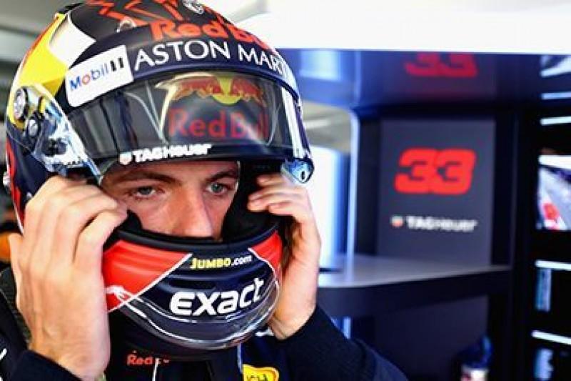 Verstappen broni Vettela