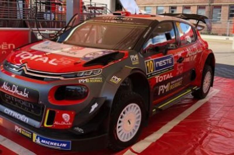 Ostberg najszybszy w pierwszym przejeździe