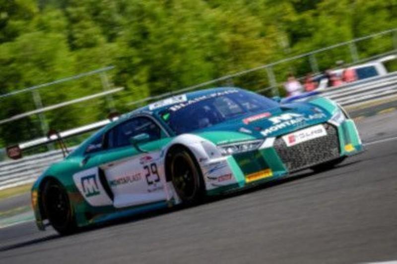 Audi na czele