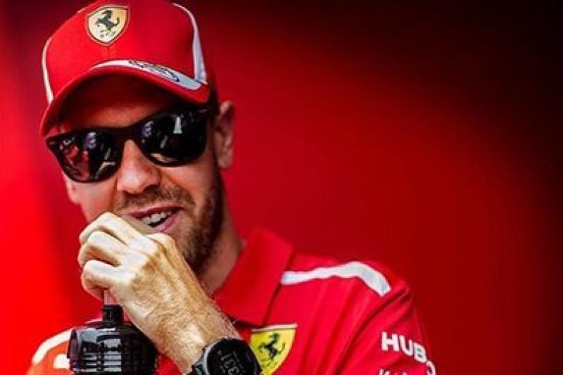 Vettel nie chce zmieniać formatu weekendu