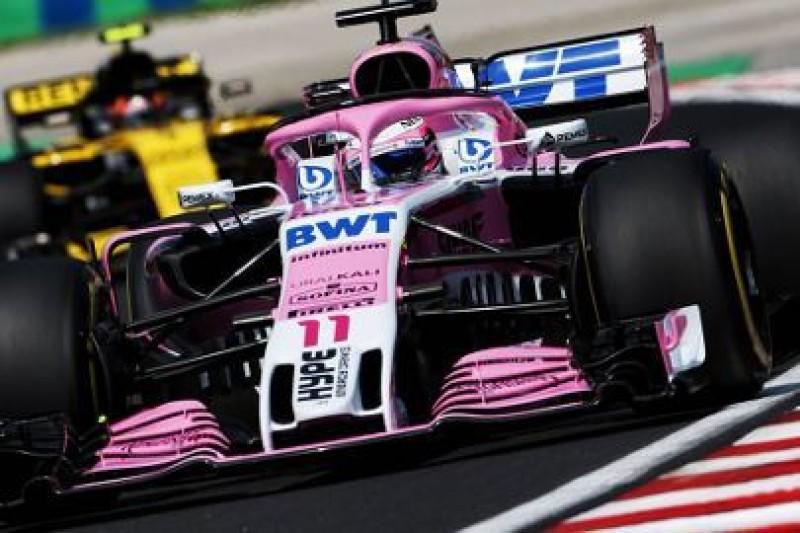 Zarząd administracyjny w Force India