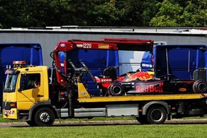 Horner uderza w Renault