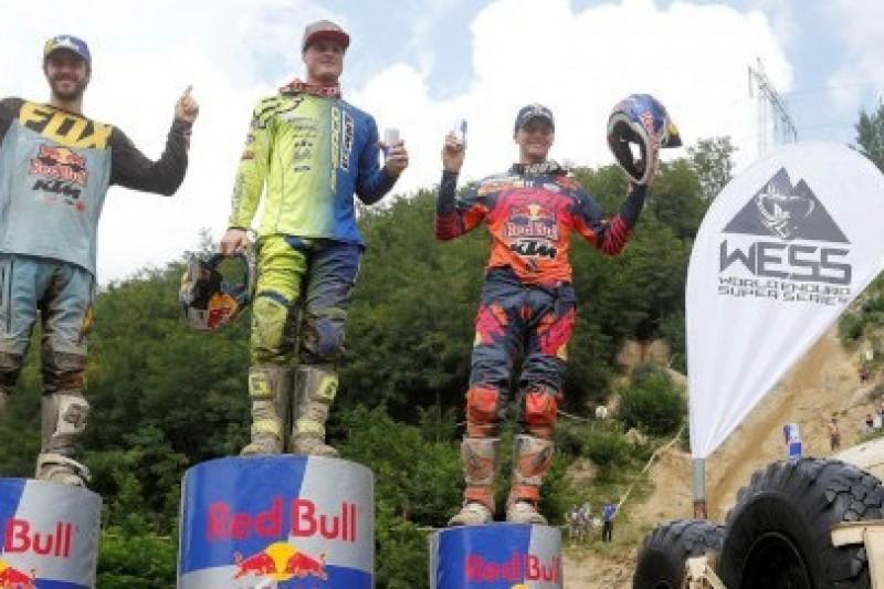 Błażusiak nie ukończył Red Bull Romaniacs