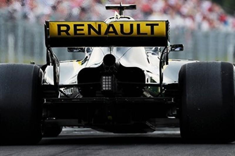 Renault odpowiada Hornerowi