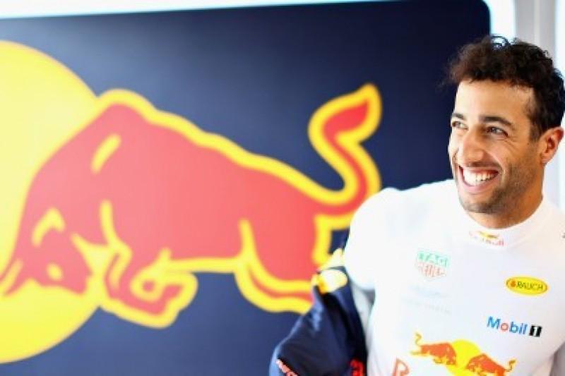 Nowy termin Ricciardo