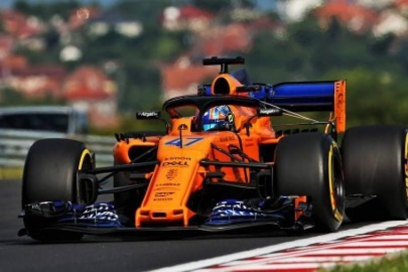 Norris czeka na decyzję Alonso