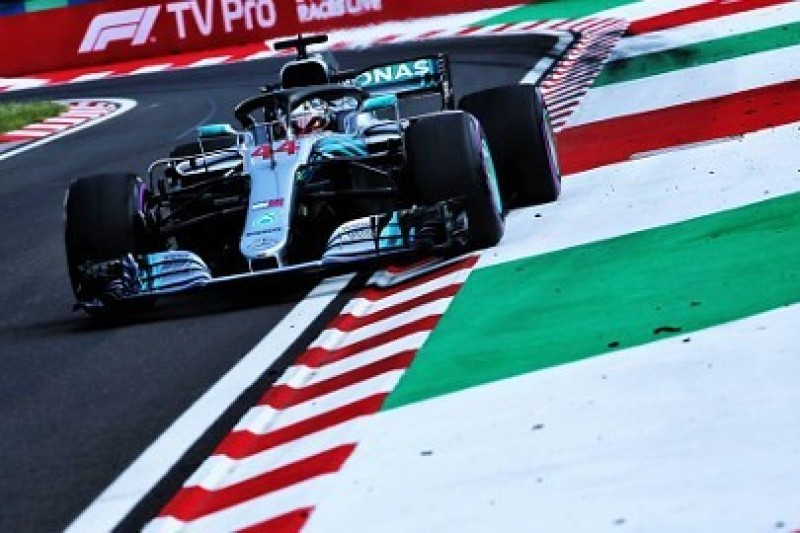 Mercedes musi poprawić kwalifikacje