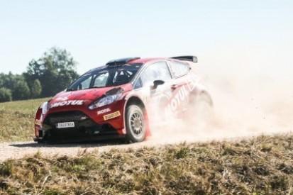Zapała drugi w Baltic Rally Trophy