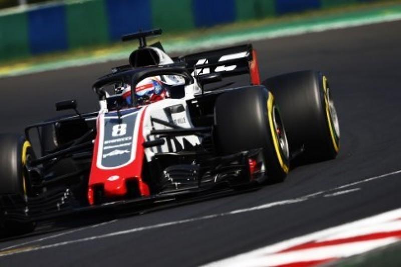 Haas zastanowi się nad Grosjeanem