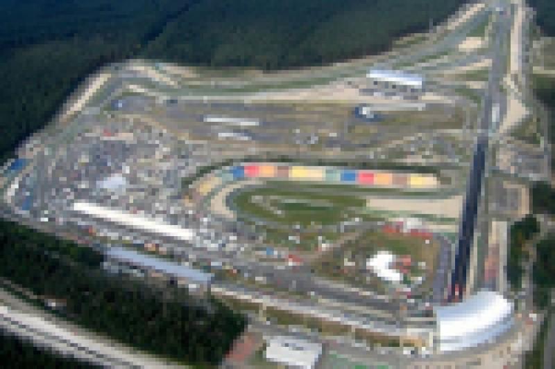 Hockenheim chce zostać w F1
