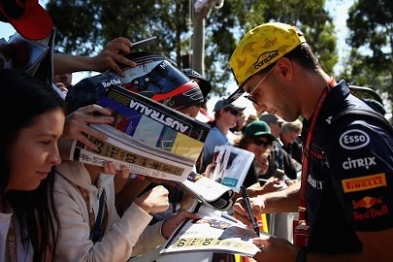 Horner: Ricciardo obawiał się roli pomocnika