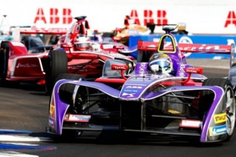 Elektryczne F1 w ciągu 10 lat