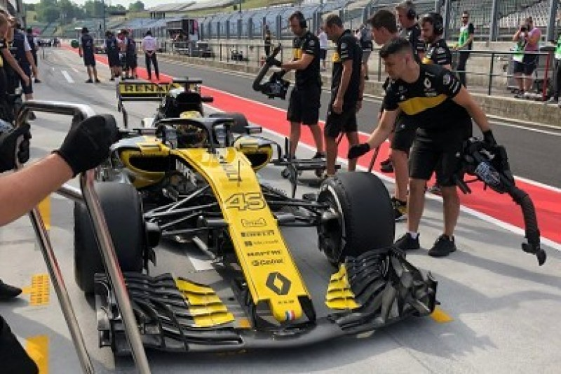 Renault nie wierzyło w rozwój silników