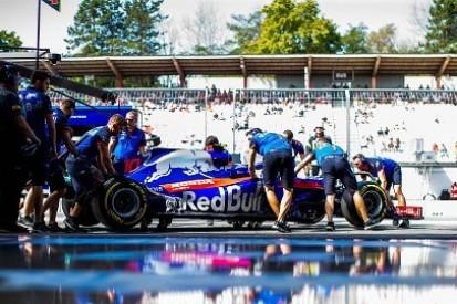 Toro Rosso nie realizuje swoich celów