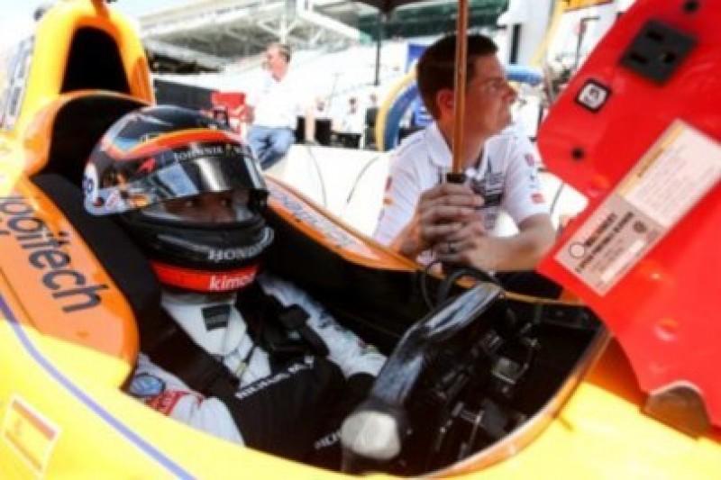 Alonso zaplanował testy