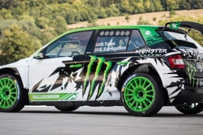 Yates w Kresta Racing