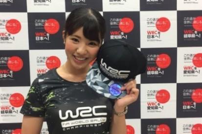 Kontrakt dla Rally Japan