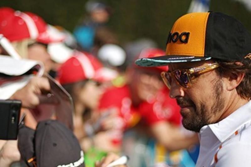 Alonso chce przeprosin