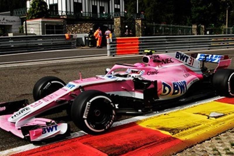Force India zachowa premię