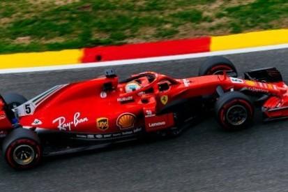 Ferrari nadal z przodu