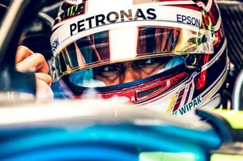 Hamilton po raz piąty, święto w Racing Point Force India