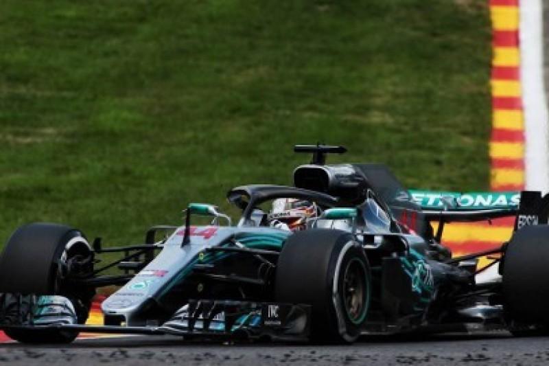 Monza lepsza dla Mercedesa?