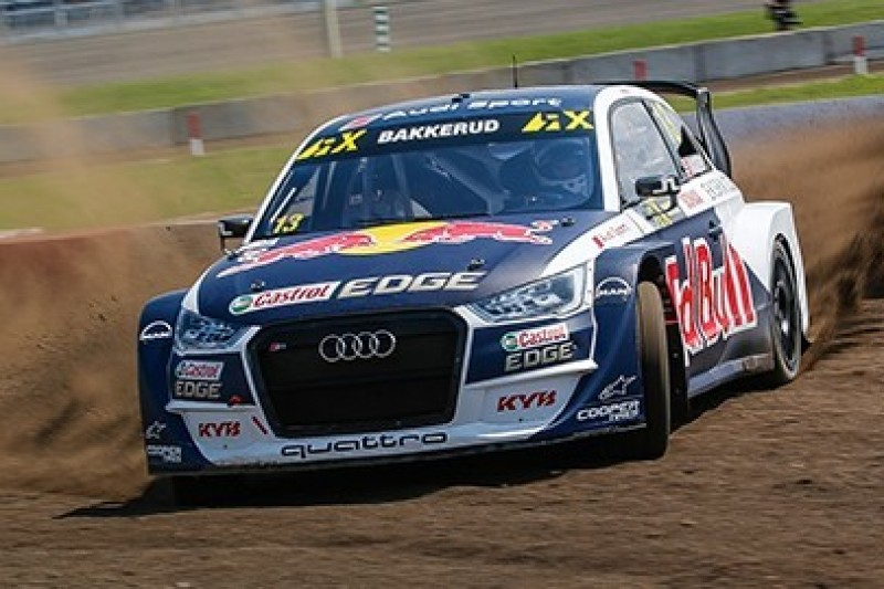 World RX bez Audi?