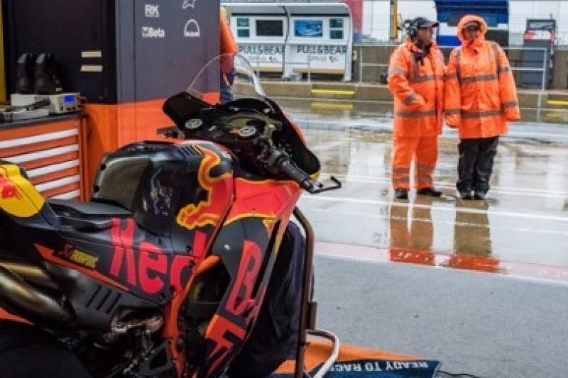 Ostrzeżenie dla Silverstone