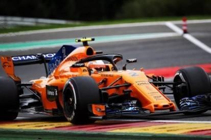 McLaren poda skład do końca września