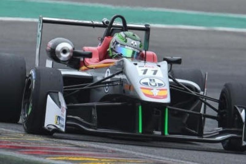 Na Silverstone w F3, w Krakowie w LMP3