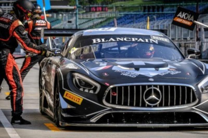 Podwójny dublet Mercedesa