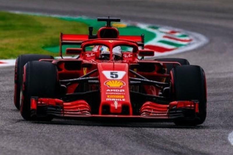 Vettel o 0,081 sekundy