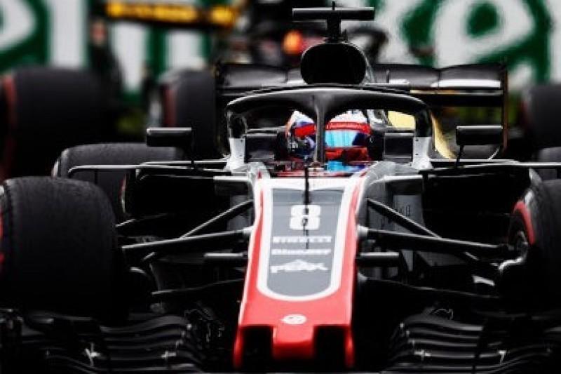 Grosjean wykluczony