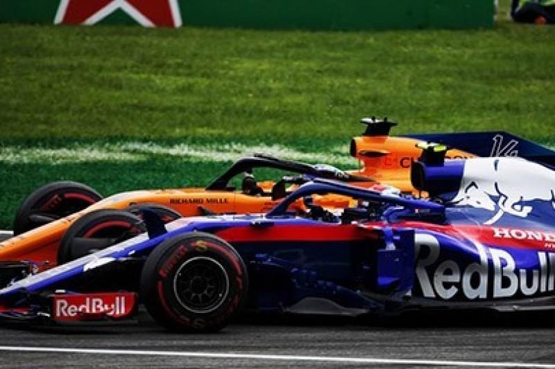 Również Gasly krytykuje Alonso