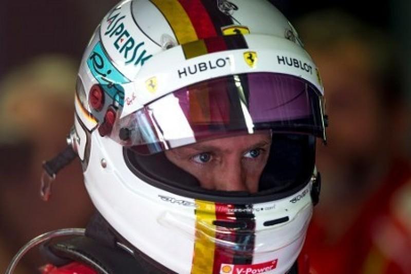 Vettel nie chce pomocy