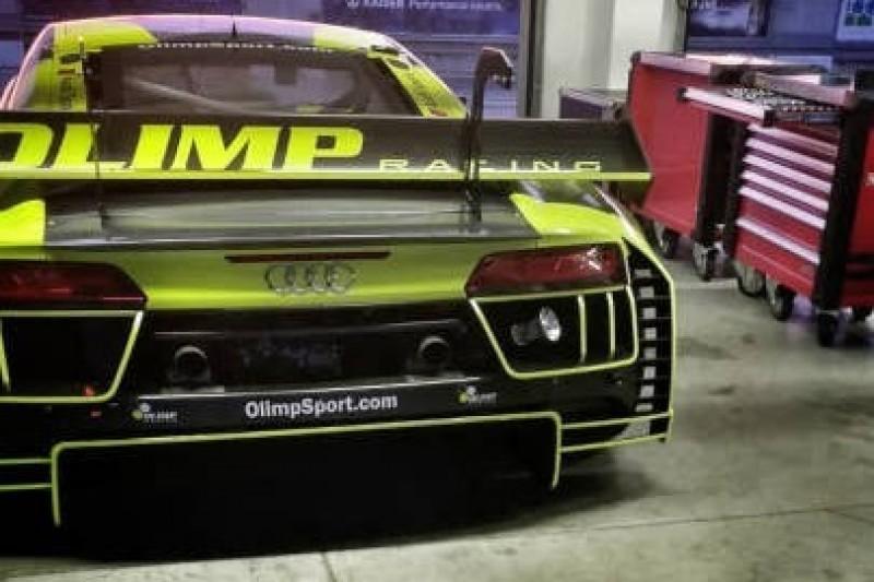 Zmiana w Olimp Racing