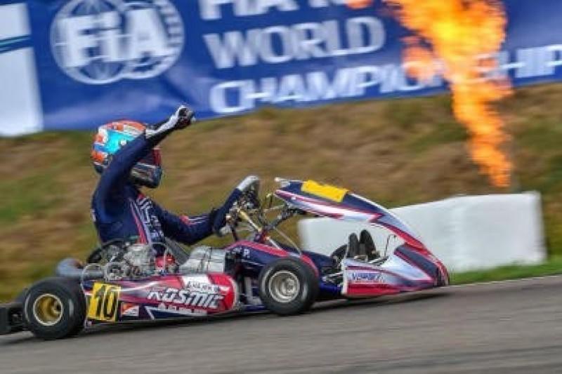 Pierwszy czeski mistrz świata