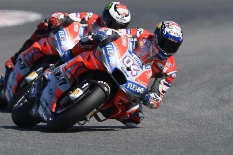 Ducati szykuje się już na sezon 2019