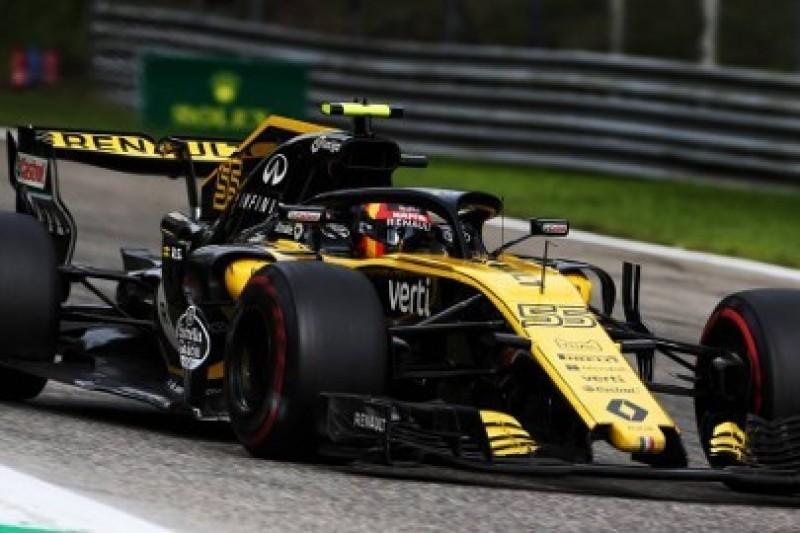 Sainz wierzy w silnik Renault